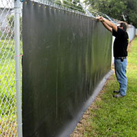 Acoustiblok - AcoustiFence™ Outdoor Noise Barrier