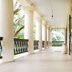 Aeratis - Porch Flooring