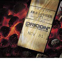 Dricon - Fire Retardant Treated Wood