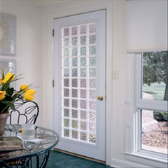 Hy-Lite®, a U.S. Block Windows Company - Glass Block Door Inserts